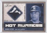 Derek Jeter /100