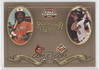 Eddie Murray, Cal Ripken Jr. /750