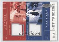 Jim Thome, Jason Giambi /100
