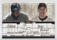 Ichiro Suzuki, Bret Boone /93