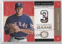 Alex Rodriguez /300