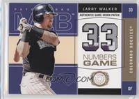Larry Walker /300
