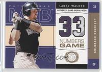Larry Walker /300