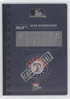 Alex Rodriguez /400