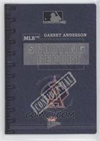 Garret Anderson /400