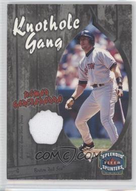 2003 Fleer Splendid Splinters [???] #NG-KG - Nomar Garciaparra