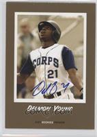 Delmon Young /100