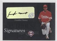Franklin Nunez /100