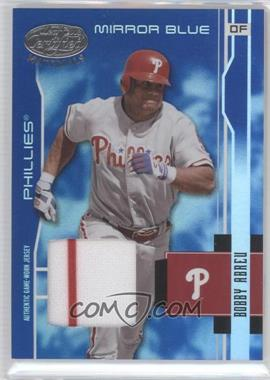 2003 Leaf Certified Materials [???] #143 - Bobby Abreu /100