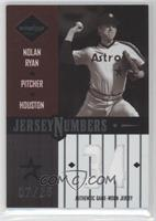 Nolan Ryan, Randy Johnson /25