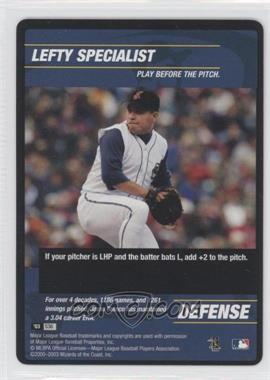 2003 MLB Showdown [???] #SN/A - Jesse Orosco