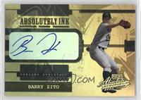Barry Zito /10