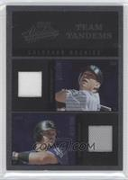 Todd Helton, Larry Walker /100