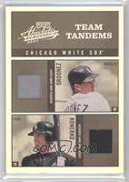 Magglio Ordonez, Paul Konerko /25