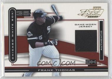 2003 Playoff Piece of the Game #POG-32 - Frank Thomas