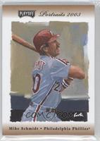 Mike Schmidt (Bat) /50