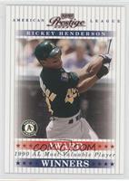 Rickey Henderson /1990