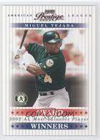Miguel Tejada /2002