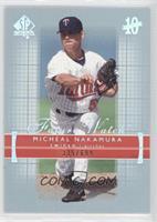 Mike Nakamura /699