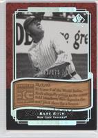 Babe Ruth /175