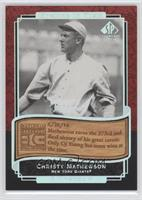 Christy Mathewson /175