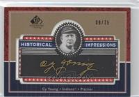 Cy Young /75
