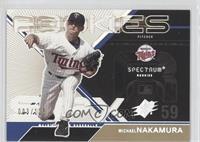 Mike Nakamura /125