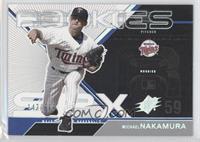 Mike Nakamura /999