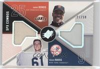 Barry Bonds, Roger Maris /50