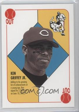 2003 Topps - Blue Backs #KGRJ - Ken Griffey Jr.