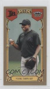 2003 Topps 205 Mini Green Sovereign Back #171 - Delmon Young