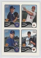 Craig Brazell, Nobuaki Yoshida, Chris Duncan, Bryan Bullington