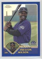 Preston Wilson /699