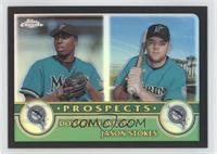 Dontrelle Willis, Jason Stokes /199