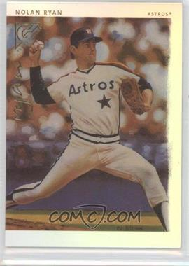 2003 Topps Gallery - [Base] - Rainbow Refractor #195 - Nolan Ryan