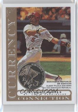2003 Topps Gallery - Currency Connection #CC-AP - Albert Pujols