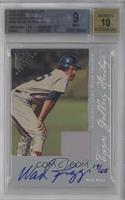 Wade Boggs /25 [BGS 9]
