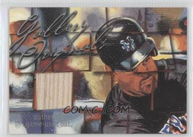 2003 Topps Gallery [???] #GO-MP - Mike Piazza