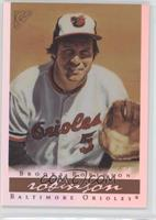 Brooks Robinson (yellow background)