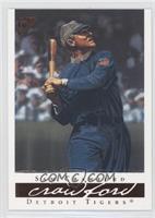 Sam Crawford (dark blue uniform)