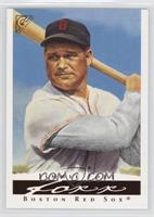 Jimmie Foxx (white sleeves)