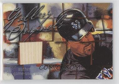 2003 Topps Gallery Originals Bats #GO-MP - Mike Piazza