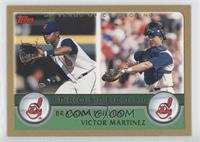 Brandon Phillips, Victor Martinez /2003