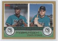 Dontrelle Willis, Jason Stokes /2003