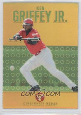 2003 Topps Pristine - [Base] - Gold Refractor Die-Cut #74 - Ken Griffey Jr. /69