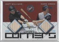 Matt Williams, Mark Grace