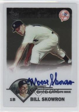 2003 Topps Retired Signature Edition Autographs #TA-BS - Moose Skowron