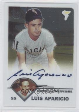 2003 Topps Retired Signature Edition Autographs #TA-LA - Luke Appling