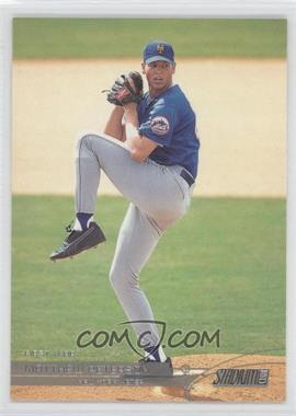 2003 Topps Stadium Club #125.1 - Matthew Peterson (Leg Up)