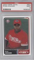 Ryan Howard [PSA 9]